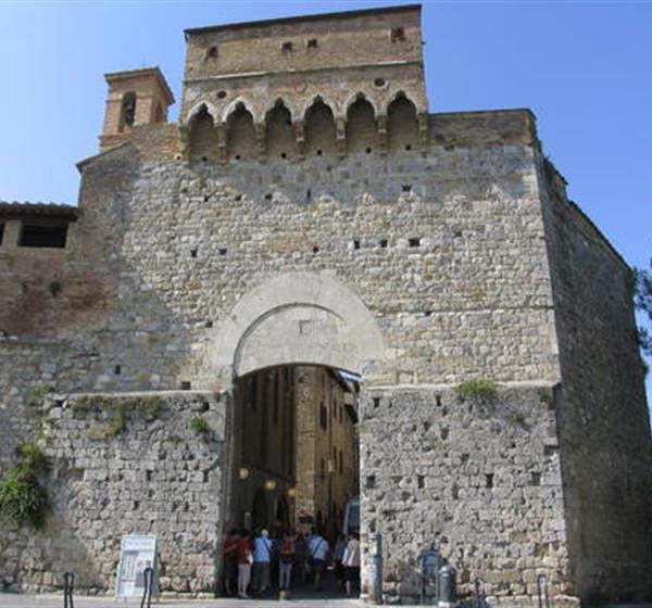 correlato_Centro Storico di San Gimignano